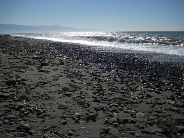 Dungeness Spit, (c) 2010 J. Eby